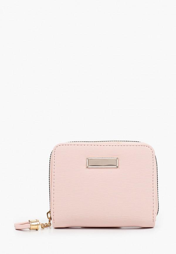 женский кошелёк defacto, розовый