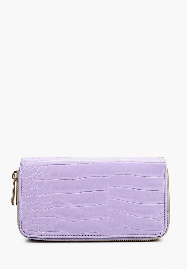 женский клатч defacto, фиолетовый