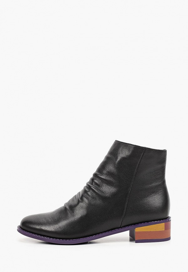 женские высокие ботинки ng, черные