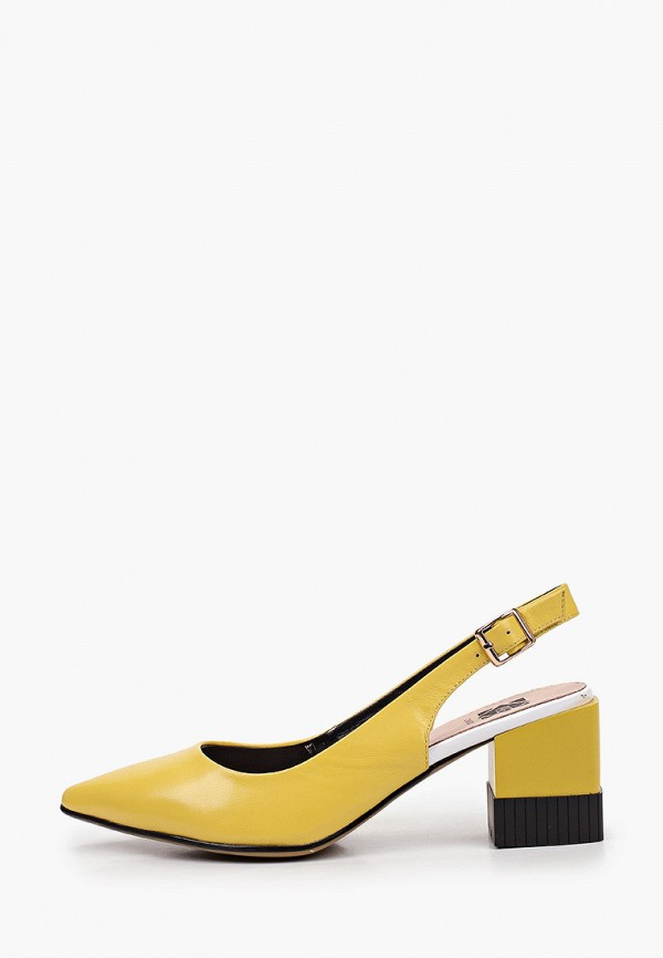 женские туфли ng, желтые