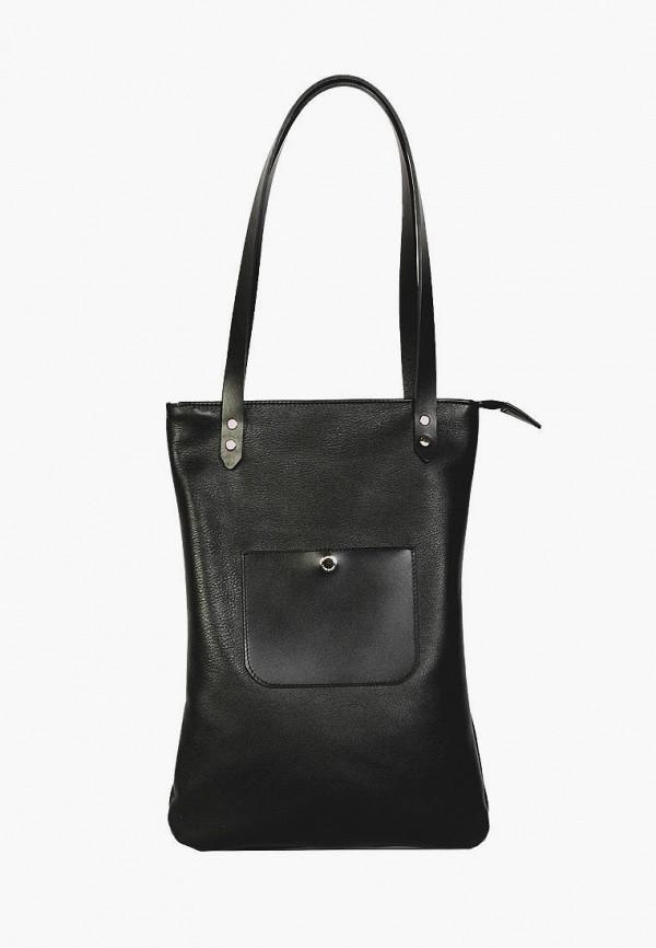 женская сумка-шоперы kokosina, черная