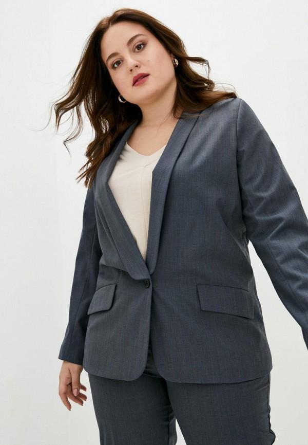 женский пиджак jhiva, серый