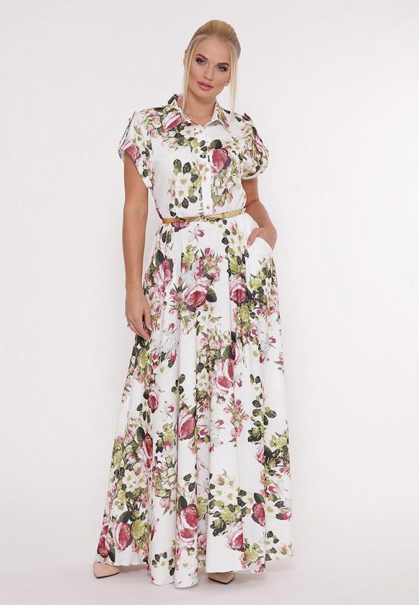 женское платье vlavi, белое