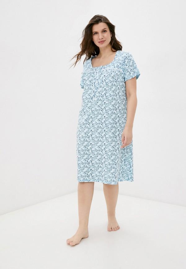 женское платье miata, голубое