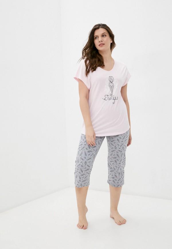 женская пижама miata, разноцветная