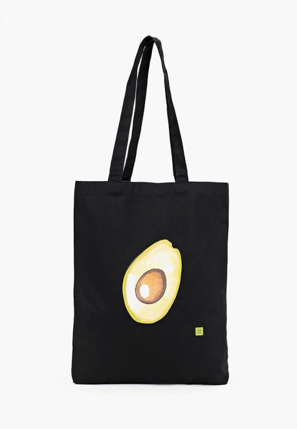 женская сумка-шоперы zain, черная