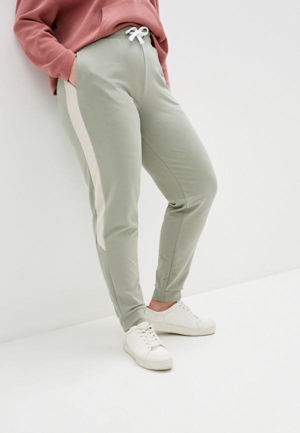 женские спортивные брюки mark formelle, зеленые