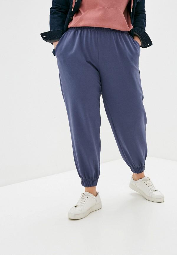женские спортивные брюки mark formelle, синие