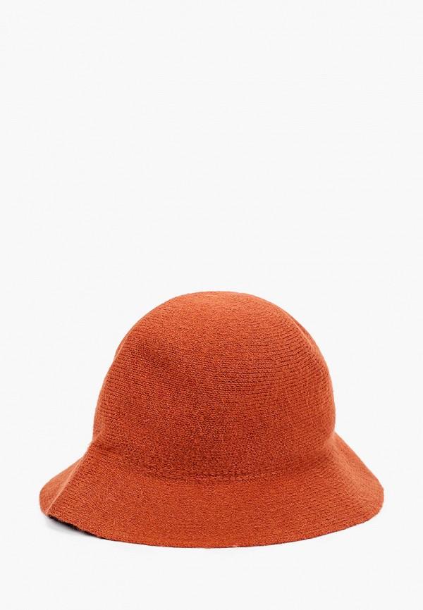 женская панама bradex, оранжевая