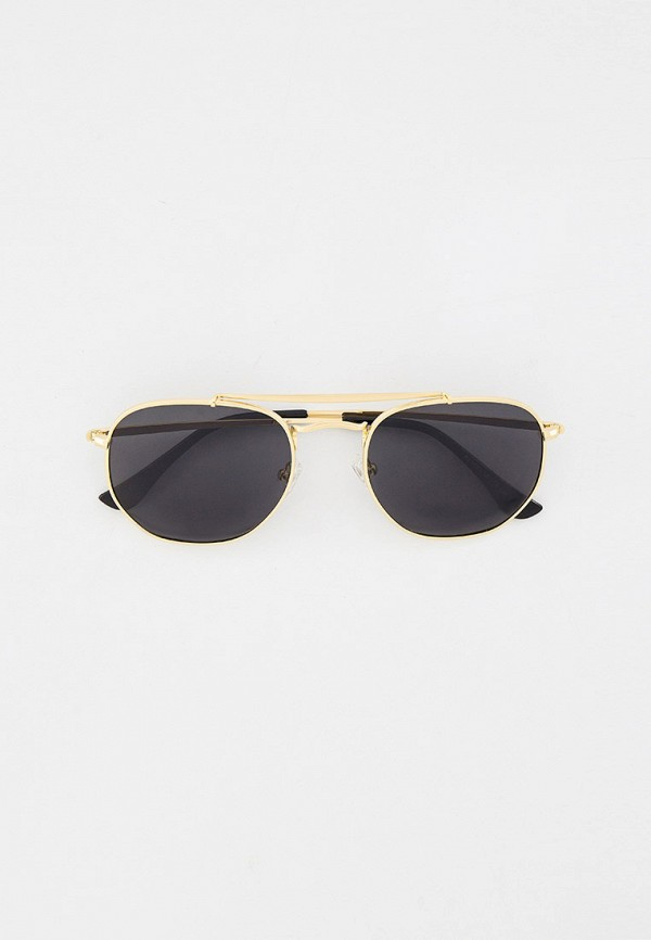 женские авиаторы солнцезащитные очки ruxara, золотые