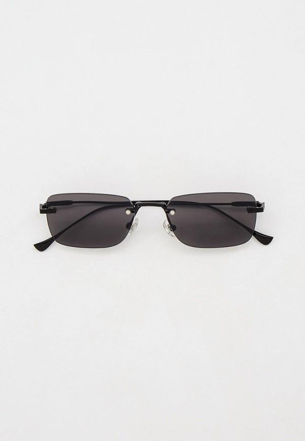 женские солнцезащитные очки ruxara, черные