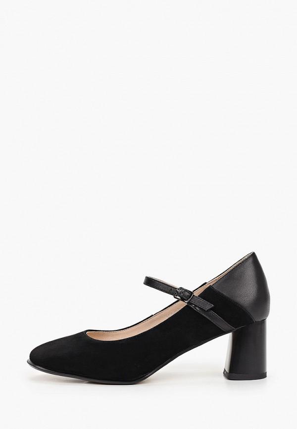 женские туфли valley, черные