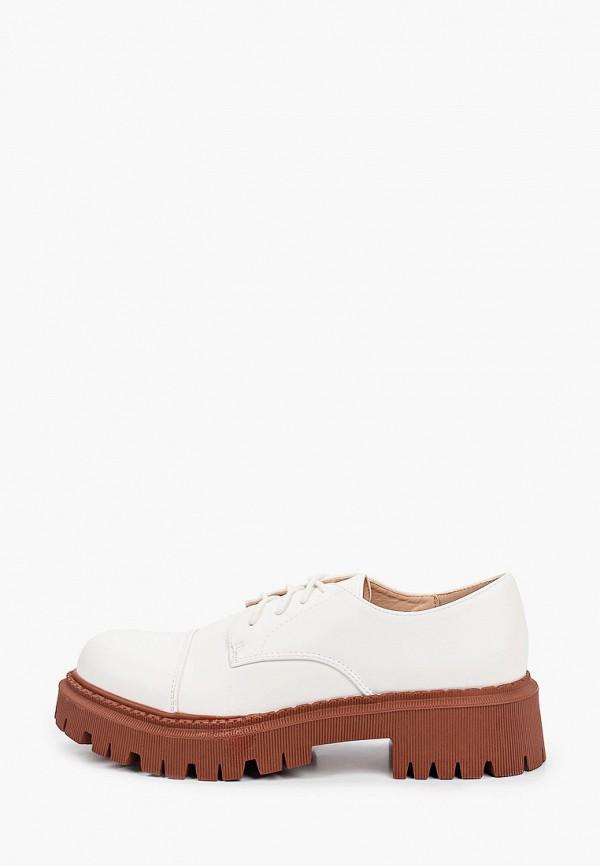 женские туфли may vian, белые