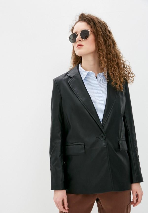 женский пиджак o'stin, черный