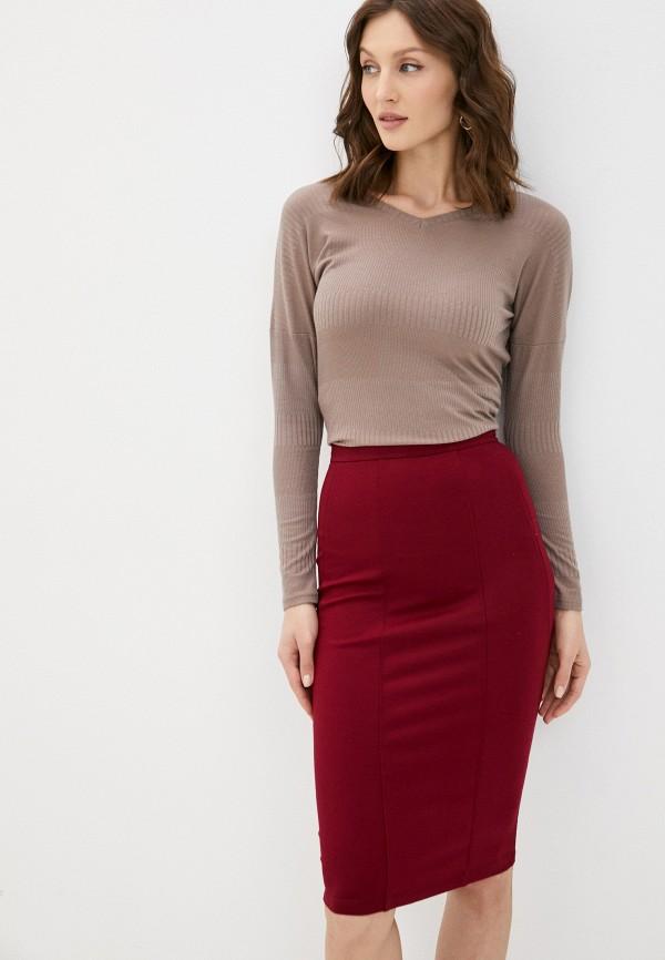 женский пуловер emansipe, бежевый