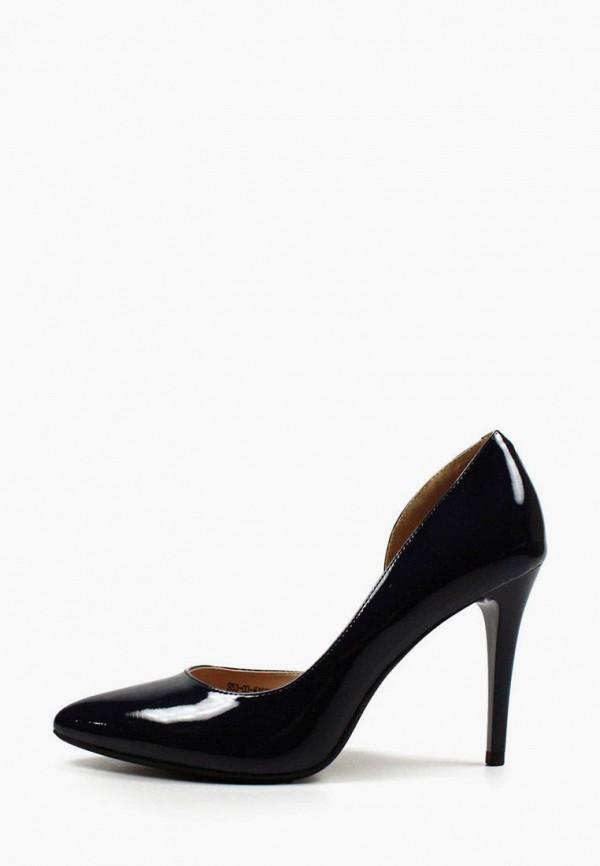женские туфли magnori, синие