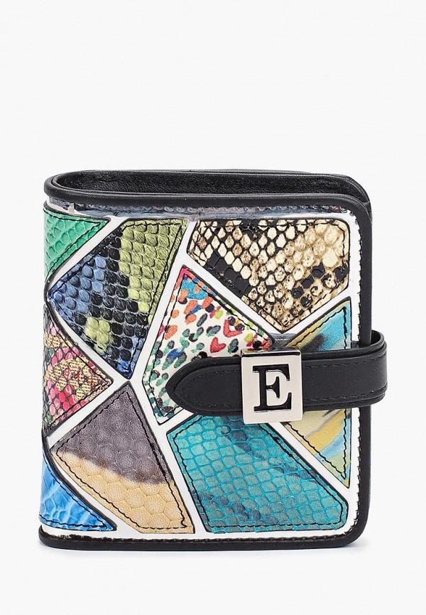 женский кошелёк eleganzza, разноцветный