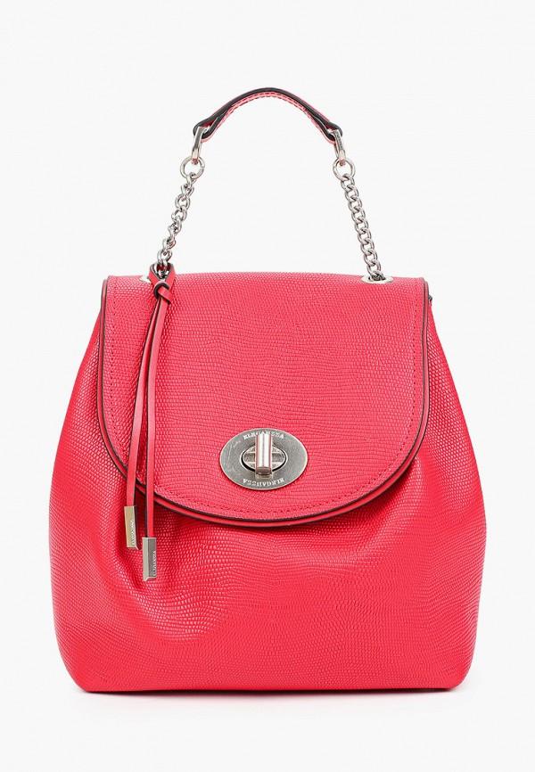 женский рюкзак eleganzza, красный