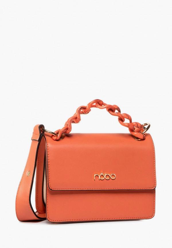 женская сумка nobo, оранжевая