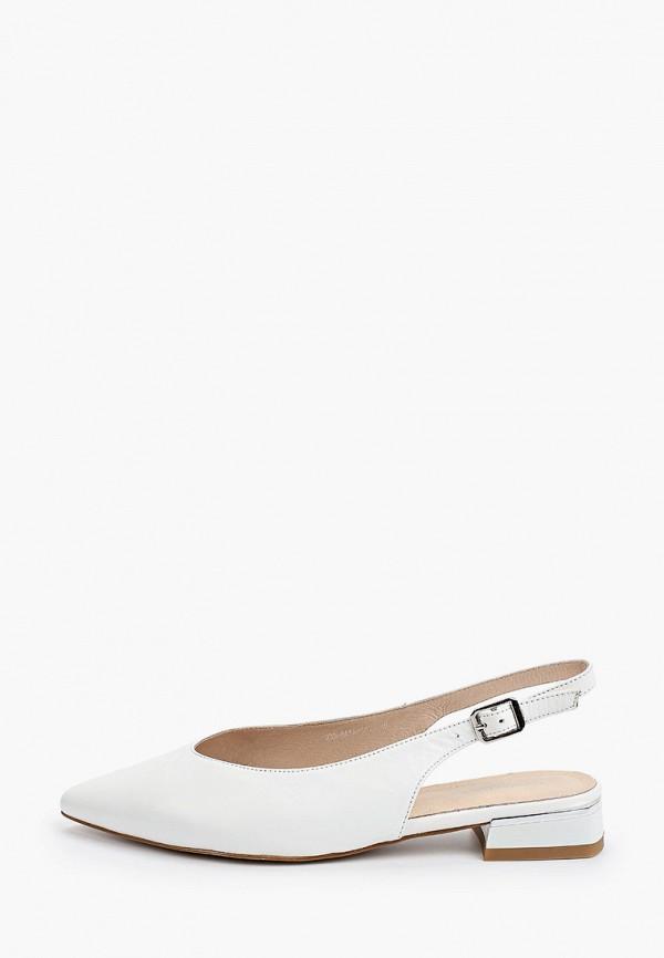 женские туфли thomas munz, белые
