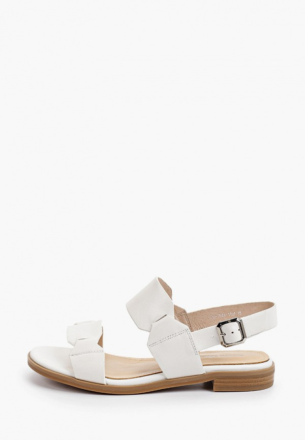 женские сандалии thomas munz, белые