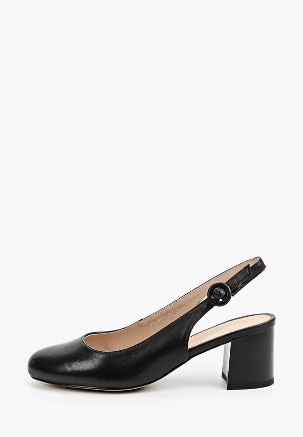 Туфли Thomas Munz черного цвета