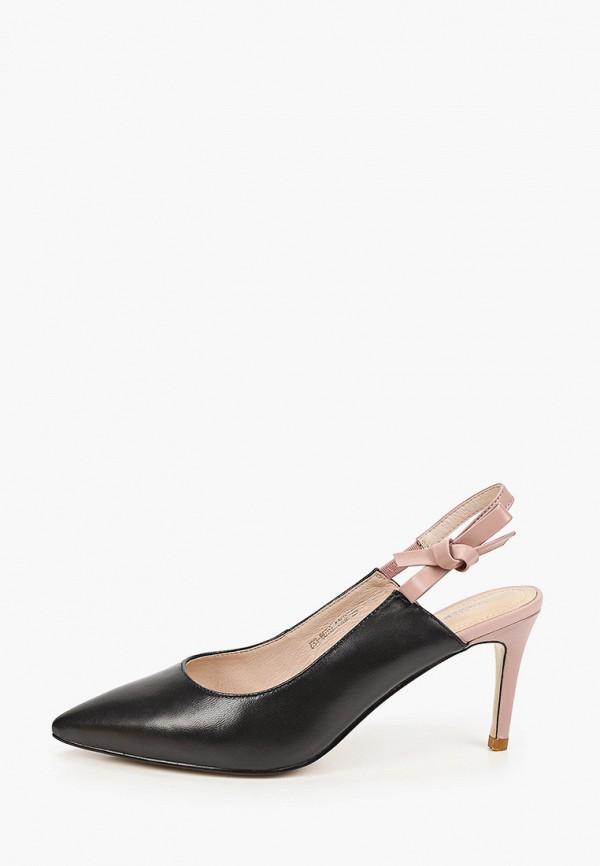 женские туфли thomas munz, черные