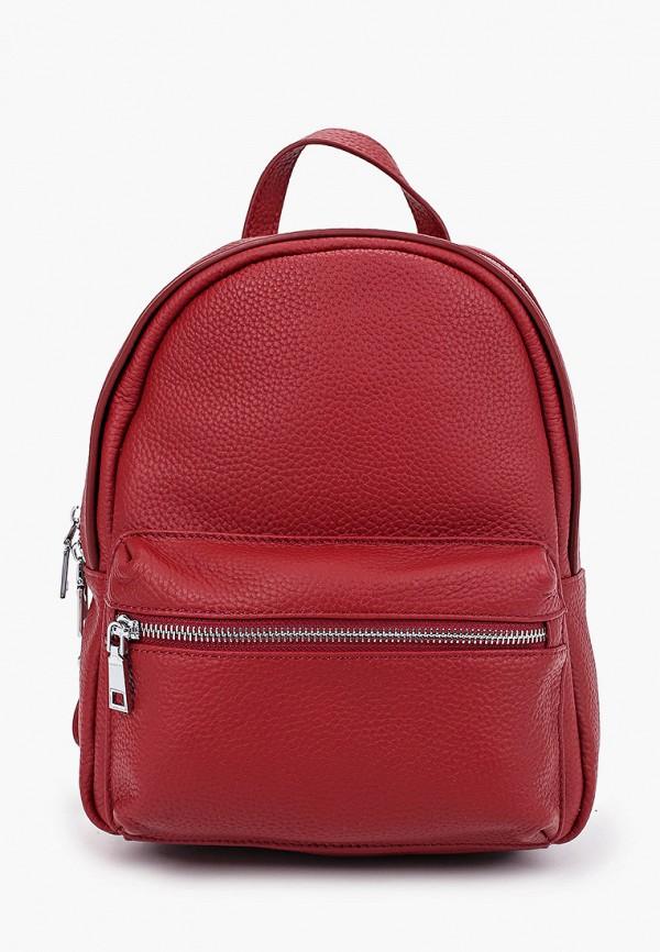 женский рюкзак снежная королева, бордовый
