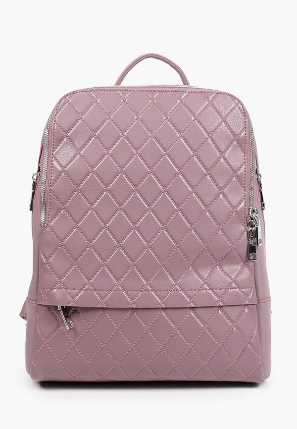 женский рюкзак снежная королева, розовый