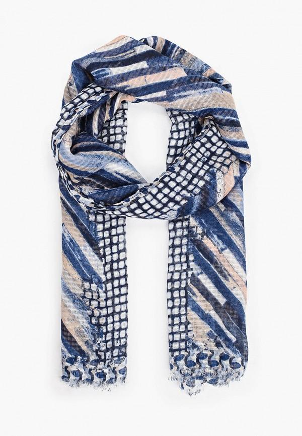 женский шарф mavi, синий