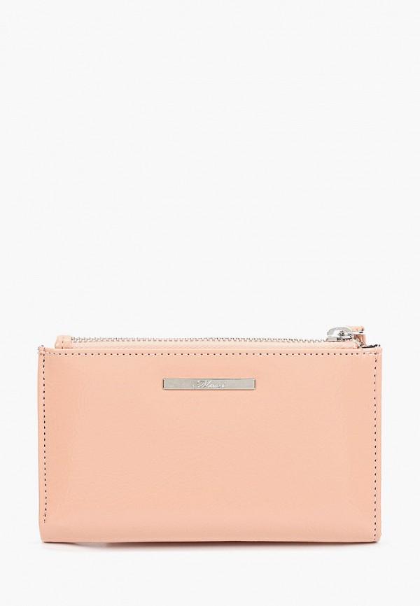 женский кошелёк mavi, розовый