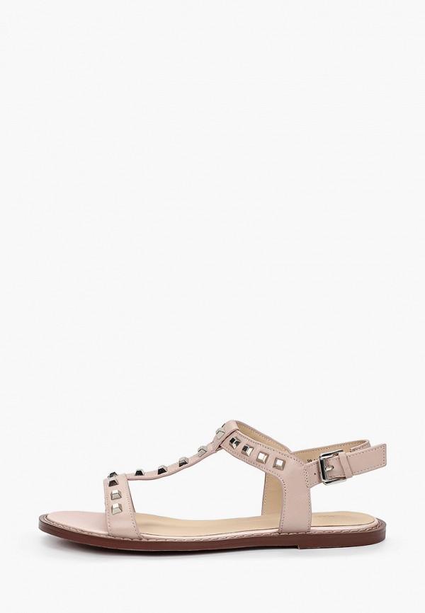 женские сандалии mascotte, бежевые