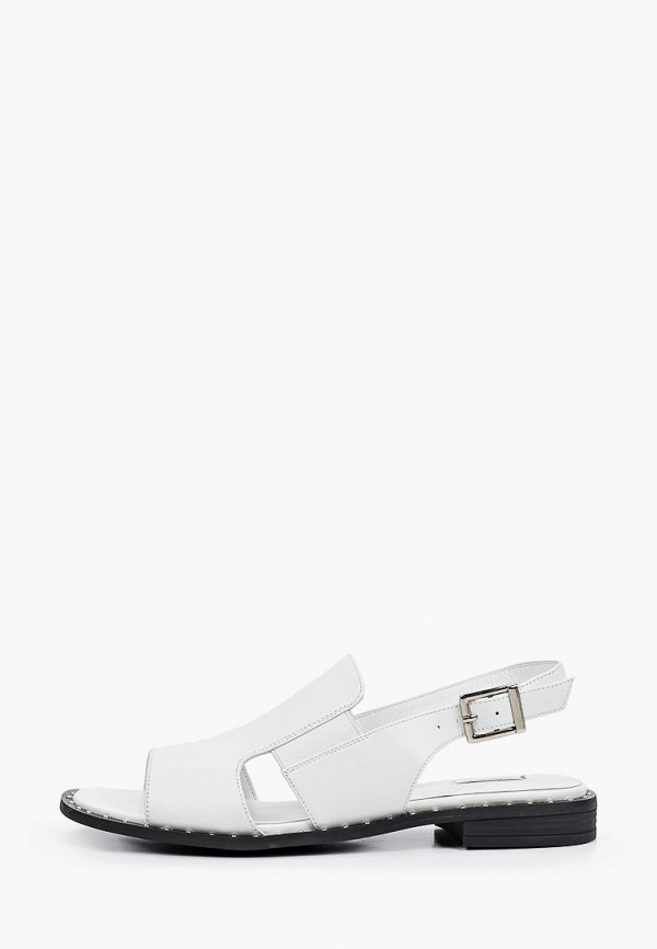 женские сандалии mascotte, белые