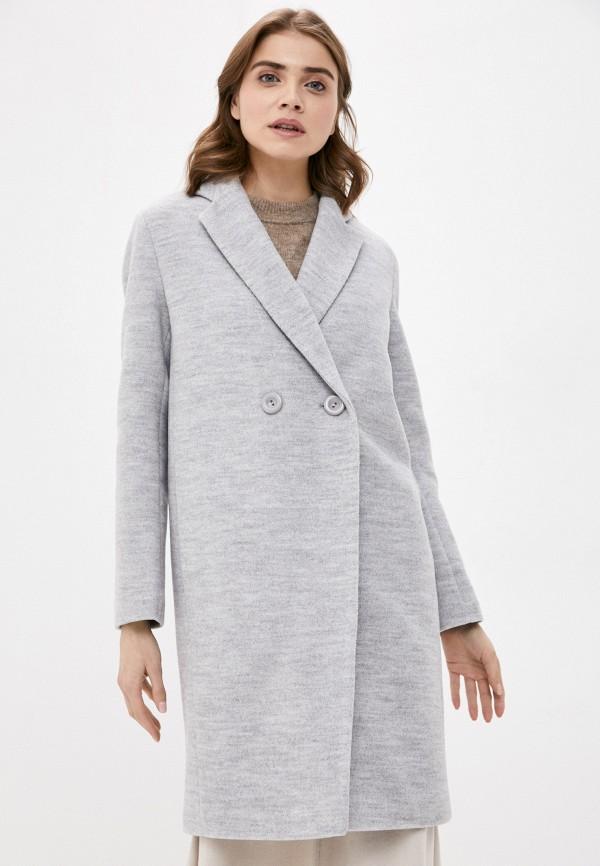 женское пальто d.jagazi, бежевое