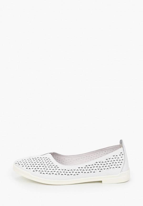 женские туфли с закрытым носом o-live naturalle, серые