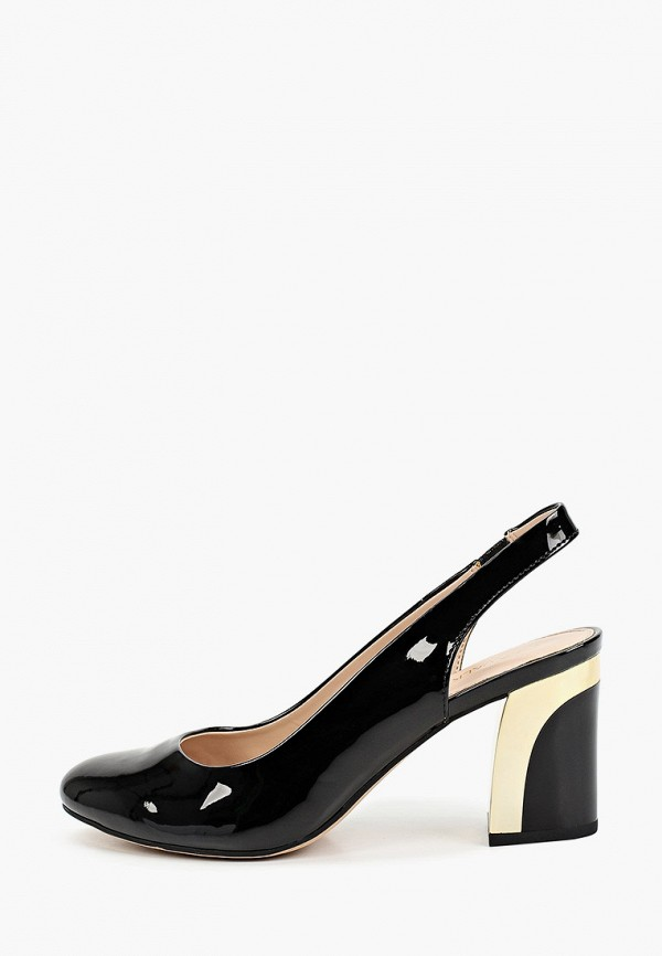 женские туфли catwalk by deichmann, черные