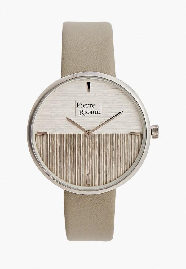 женские часы pierre ricaud, серые