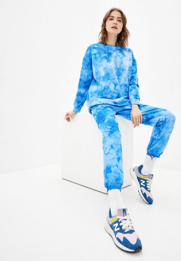 Костюм спортивный Vivostyle синего цвета