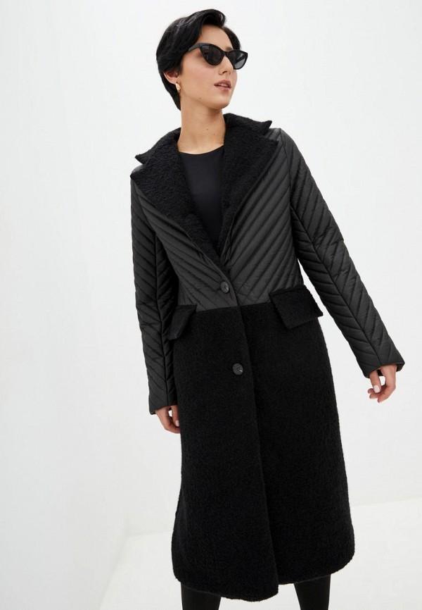 женское пальто jhiva, черное