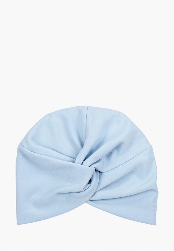 женская шапка shovv, голубая