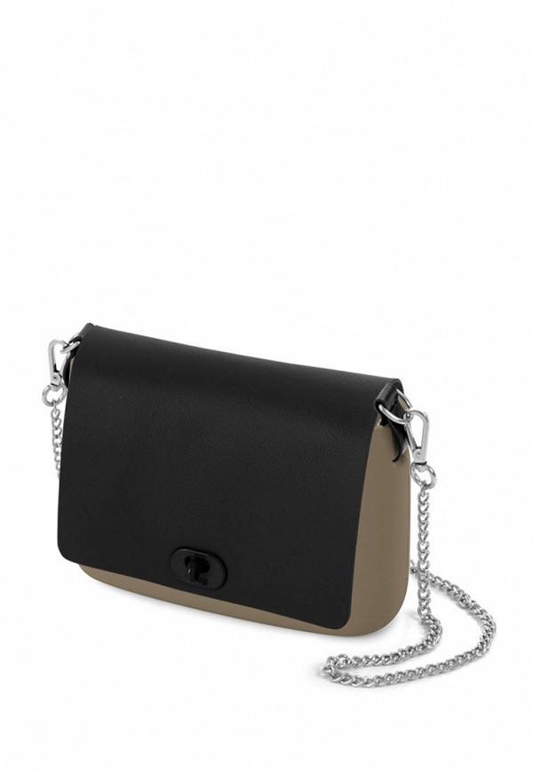 женская сумка o bag, черная