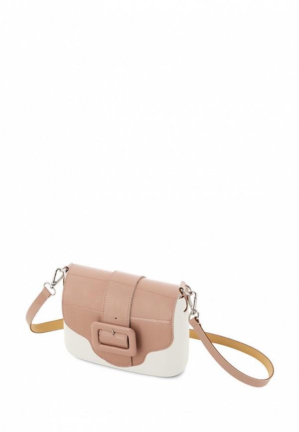 женская сумка o bag, бежевая