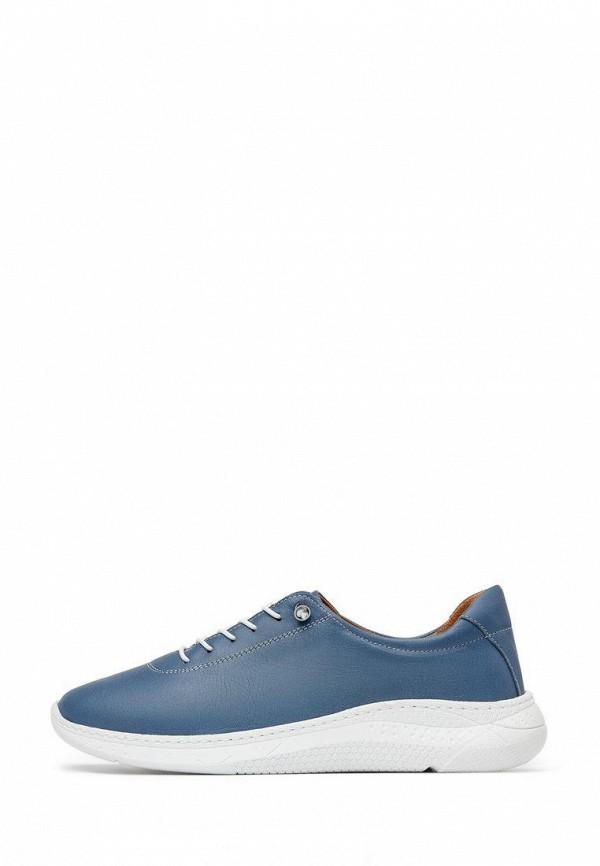 женские низкие кроссовки alessio nesca, голубые