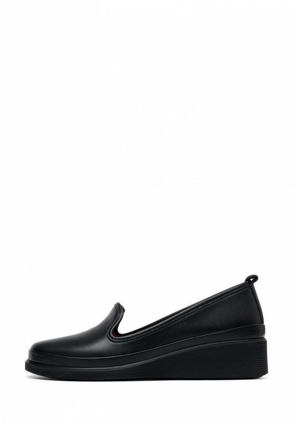 женские туфли с закрытым носом alessio nesca, черные