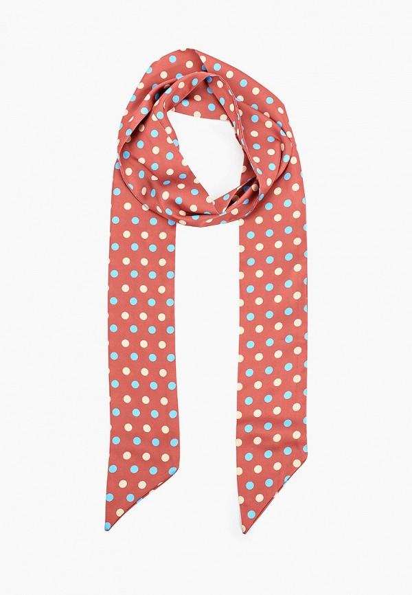женский шарф unu clothing, коричневый