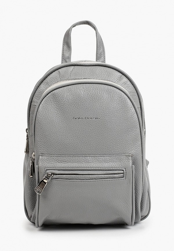женский рюкзак fiato, серый