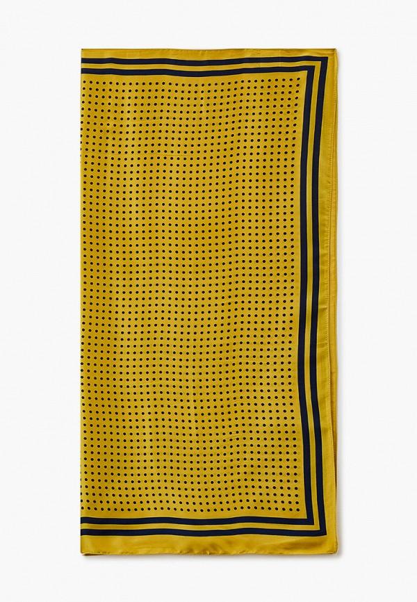 женский платок dispacci, желтый
