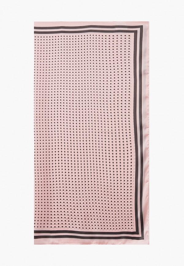 женский платок dispacci, розовый