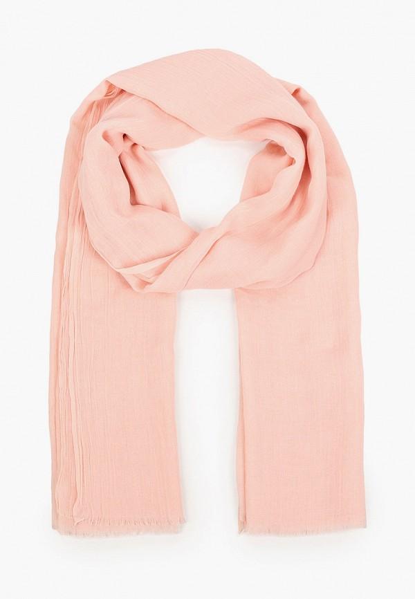 женский палантин dispacci, розовый