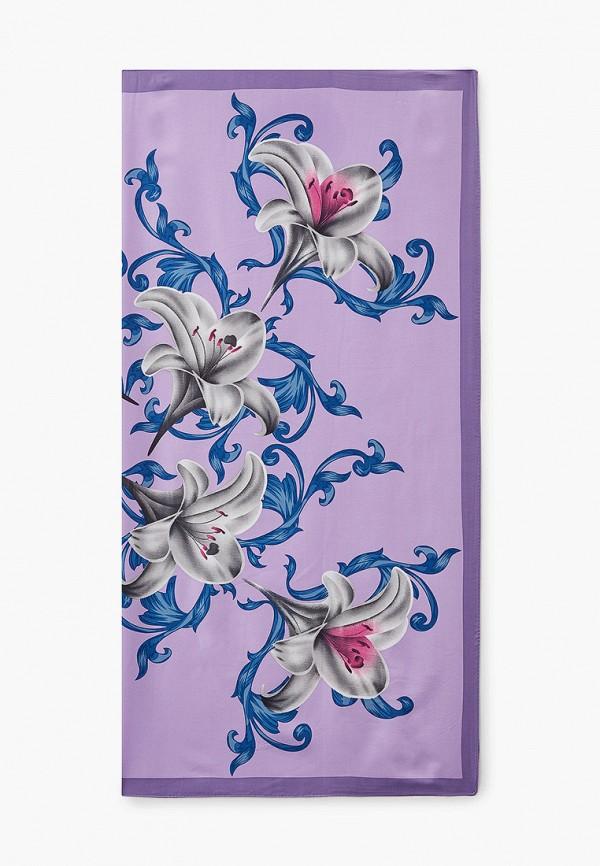 женский платок dispacci, фиолетовый